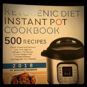 Instant Pot Keto cookbook